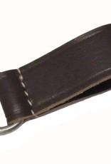 WWII Koppelschlaufe aus Echt braun Leder WH