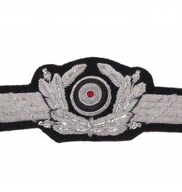 WWII Luftwaffe Offizier Abzeichen für Schirmmützen, Insignia