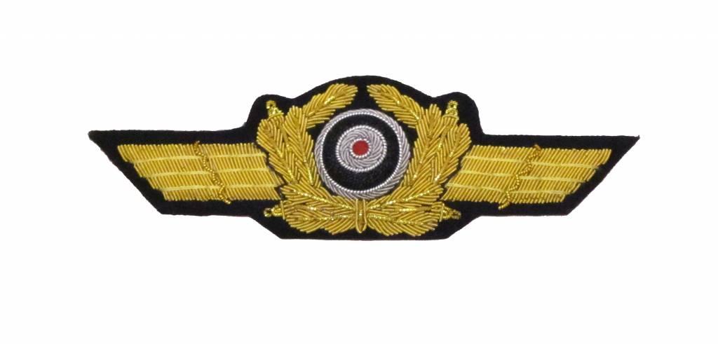 WWII Luftwaffe General Abzeichen für Schirmmützen, Insignia