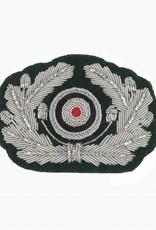 WWII Heer Offizier Abzeichen für Schirmmützen, Insignia