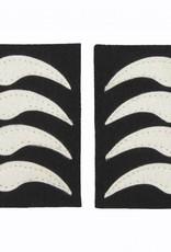 Luftwaffe Oberfeldwebel Dienstgradabzeichen Schwingen
