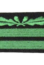 Dienstgradabzeichen auf Tarn Elite Oberleutnant Camo Rank First