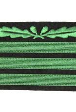 Dienstgradabzeichen auf Tarn Elite Hauptmann Camo Rank Captain