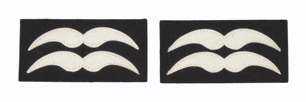 Luftwaffe Unterfeldwebel Dienstgradabzeichen Schwingen