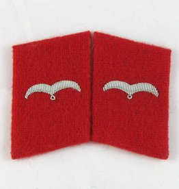 WWII Kragenspiegel Luftwaffe Unteroffizier Flak