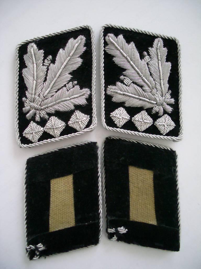 Elite Kragenspiegel Oberstgruppenführer