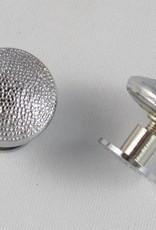 Schraubknopf - gekörnte Oberfläche