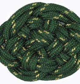 grün Schützenschnur mit gold National, Schießschnur