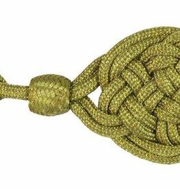 Schützenschnur Kettenzopfgeflecht, Schießschnur - 50cm