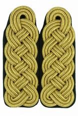 Schultergeflechte - gold