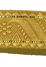 33mm gold Tresse
