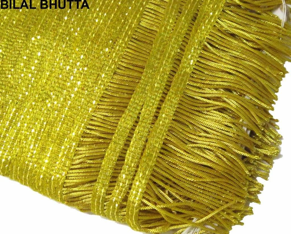 Gold Bouillonfransen