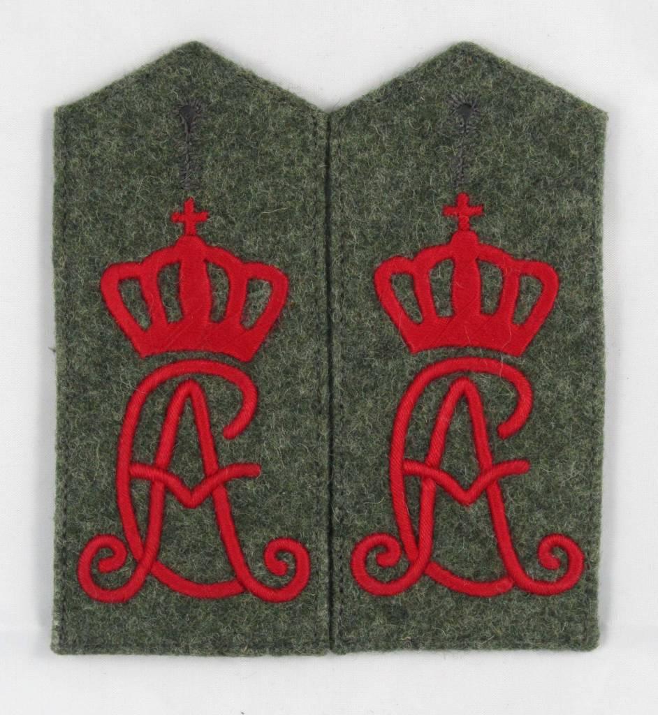 WK1 Schulterklppen Infanterie Rgt. Nr. 94