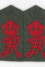 WK1 Schulterklppen Infnterie Rgt. Nr. 125