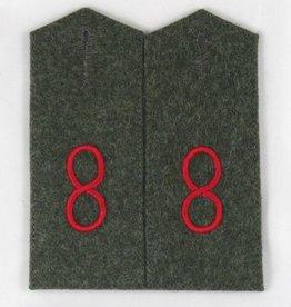 Kaiserreich Feldgrau Schulterklappen