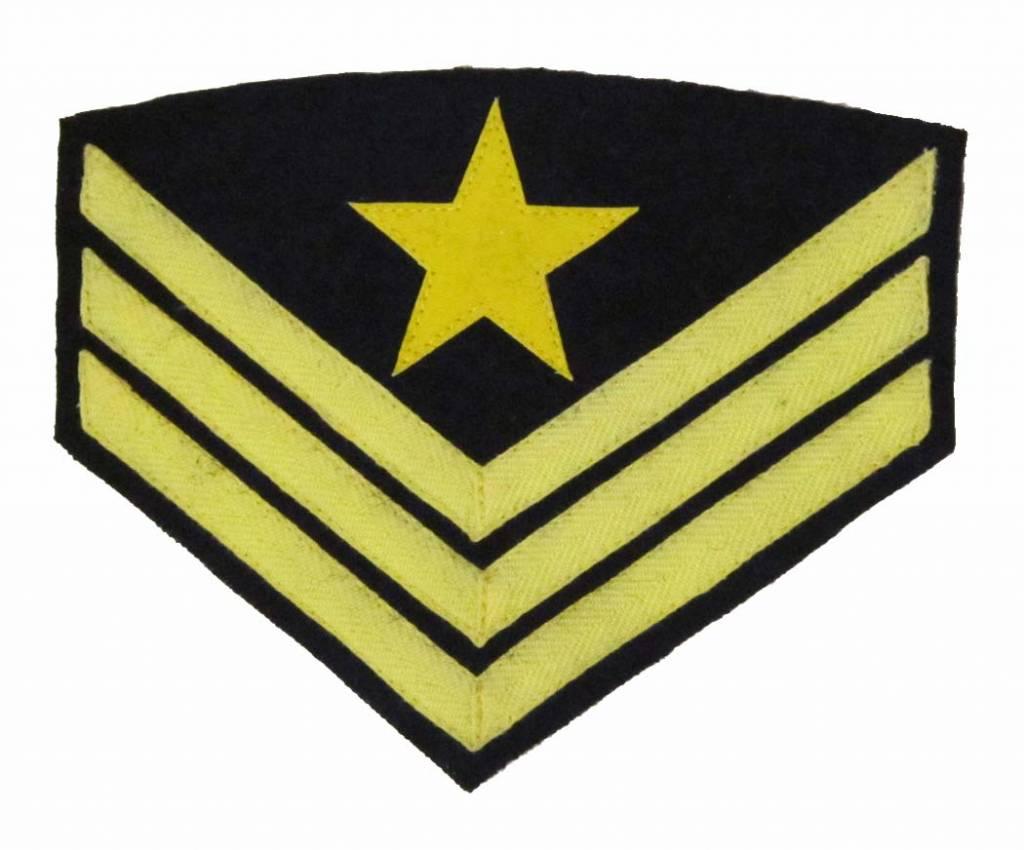 US Ordnance Sergeant Winkel Kavallerie