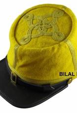 CS / US Kepi gelb Major bis Colonel