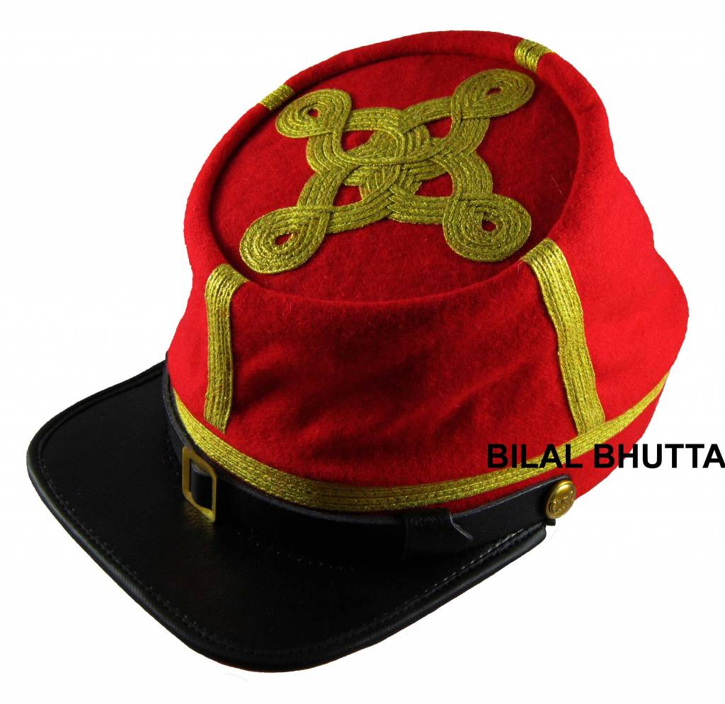 CS / US Kepi rot General