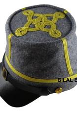 CS Kepi hellgrau Major bis Colonel