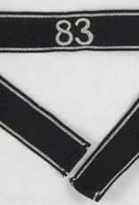 Elite Handgesticktes Offizier Ärmelband mit 83