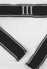 Elite Handgesticktes Offizier Ärmelband mit III