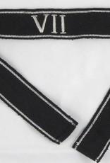 Elite Handgesticktes Offizier Ärmelband mit VII