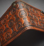 """Harp Leather Harp Leather - Leather Wallet """"Hammer of Thor"""""""