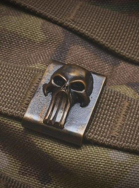 Covenant Gears Punisher Molle Patch