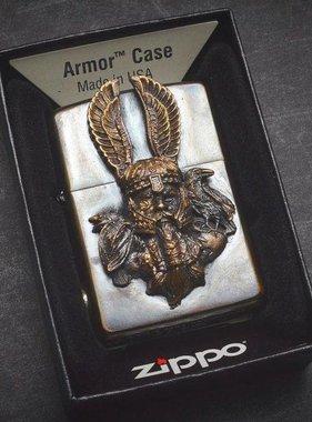 Covenant Gears Odin Custom Zippo Armor Case