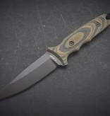 Spartan Blades, LLC Spartan Blades - Harsey Tactical Trout - Black