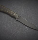 Winkler Knives Winkler Knives - Operator - Black Micarta