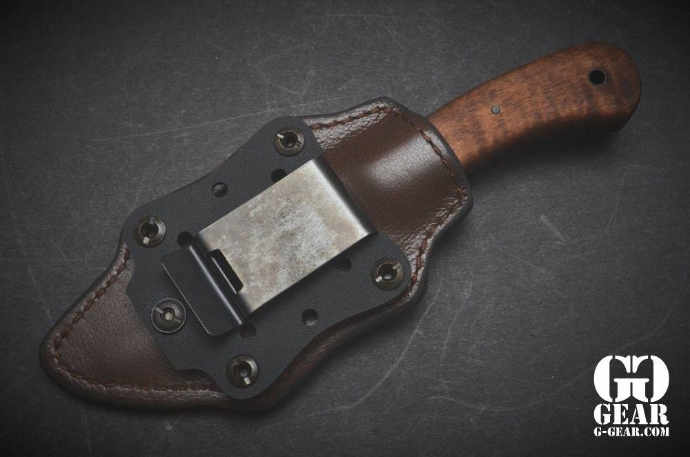 Winkler Knives Winkler Knives - Blue Ridge Hunter - Maple