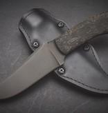 Winkler Knives Winkler Knives - Belt Knife - Rubber Handle