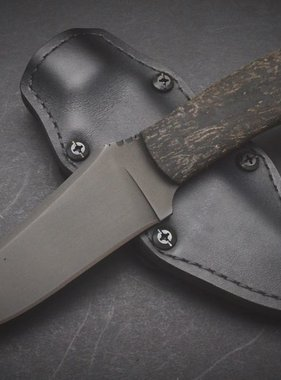 Winkler Knives Belt Knife - Rubber Handle