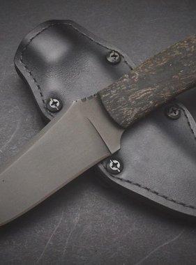 Winkler Knives Belt Knife - Rubber Handle