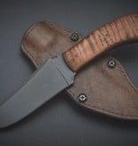 Winkler Knives Winkler Knives -Chrusher Belt Knife - Maple