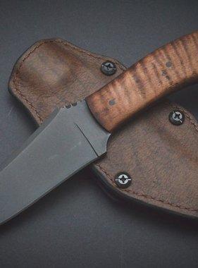 Winkler Knives Chrusher Belt Knife - Maple