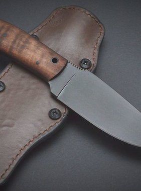 Winkler Knives Woodsman Knife - Walnut
