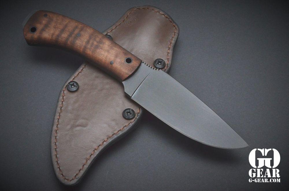 Winkler Knives Winkler Knives - Woodsman Knife - Maple