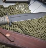 Claude Bouchonville Knives  Claude Bouchnville - USMC RH-37 reloaded