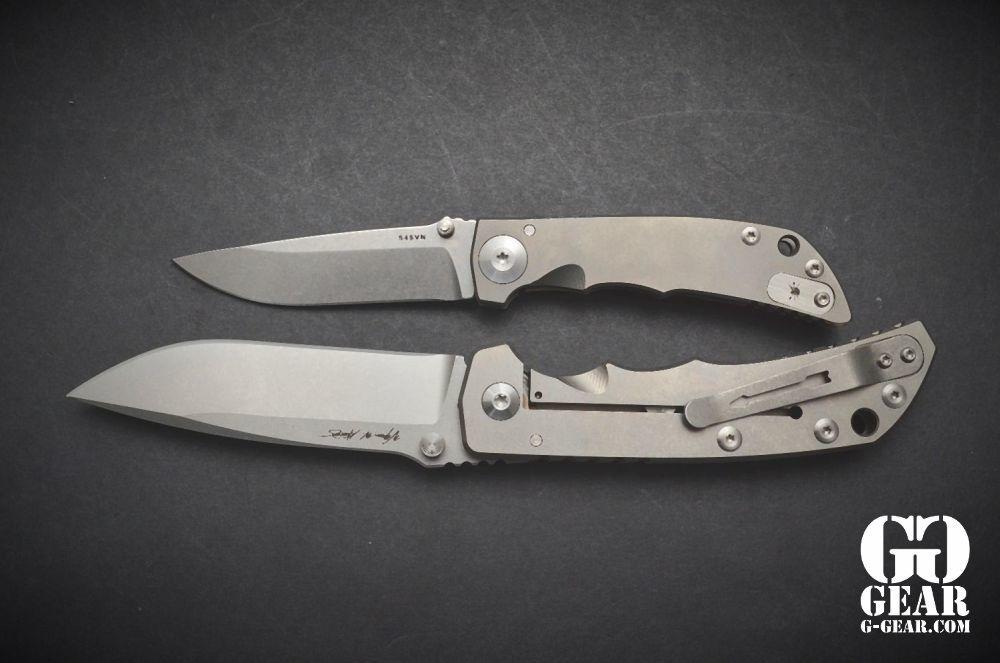 Spartan Blades, LLC Spartan Blades - Spartan Harsey Folder SHF 3.25