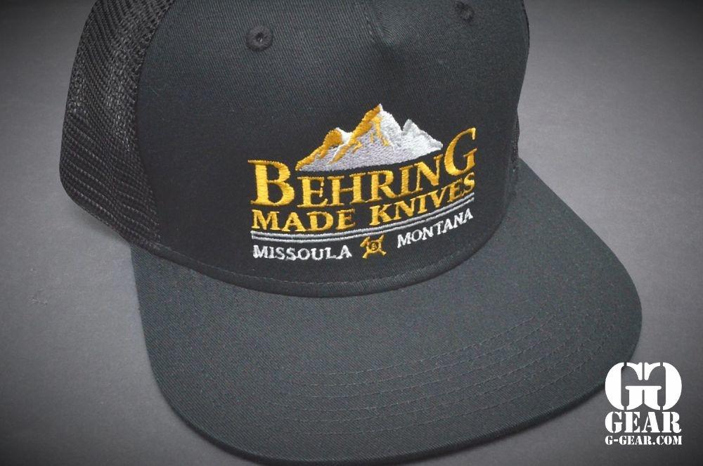 Behring Made Behring Made - Behring Made Trucker Cap 2.0