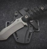 Rustick Knives, LLC Rustick Knives - Stainless Ripper - Stonewashed