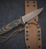 Spartan Blades, LLC Spartan Blades - Harsey Tactical Trout - FDE