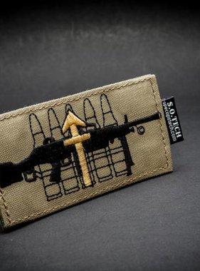 S.O.TECH Light Machine Gun Patch