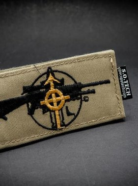 S.O.TECH Designated Marksman Patch
