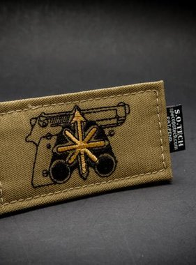 S.O.TECH Commander Patch