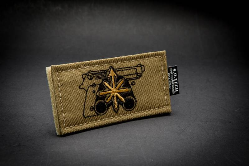 S.O.TECH S.O.TECH - Commander Patch