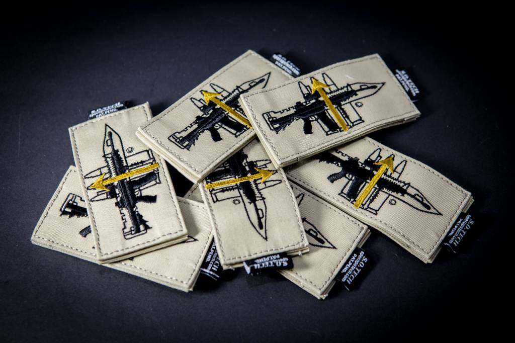 S.O.TECH S.O.TECH - Assistant Gunner Patch