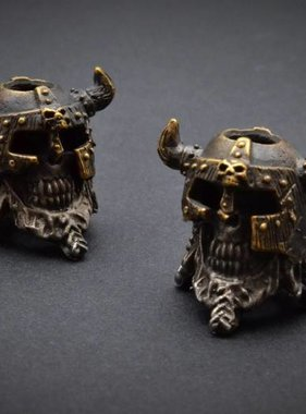 Covenant Gears Undead Viking Bead